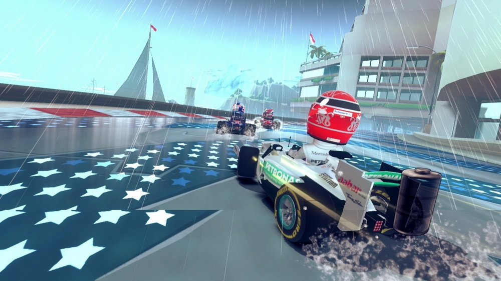 Image from F1 RACE STARS™  Demo