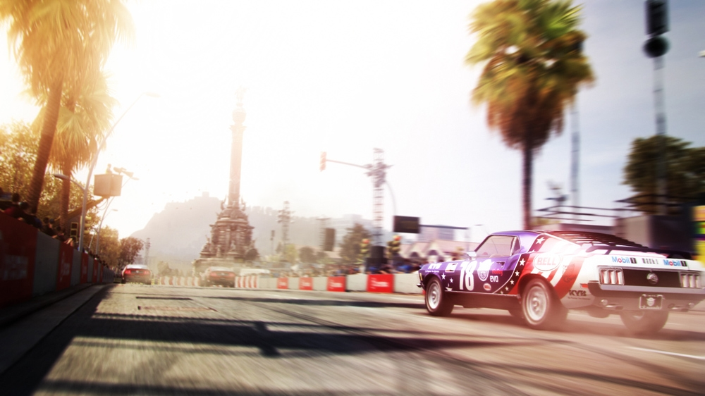 Image from GRID 2 Demo