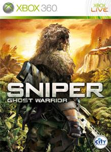 Sniper Ghost Warrior boxshot