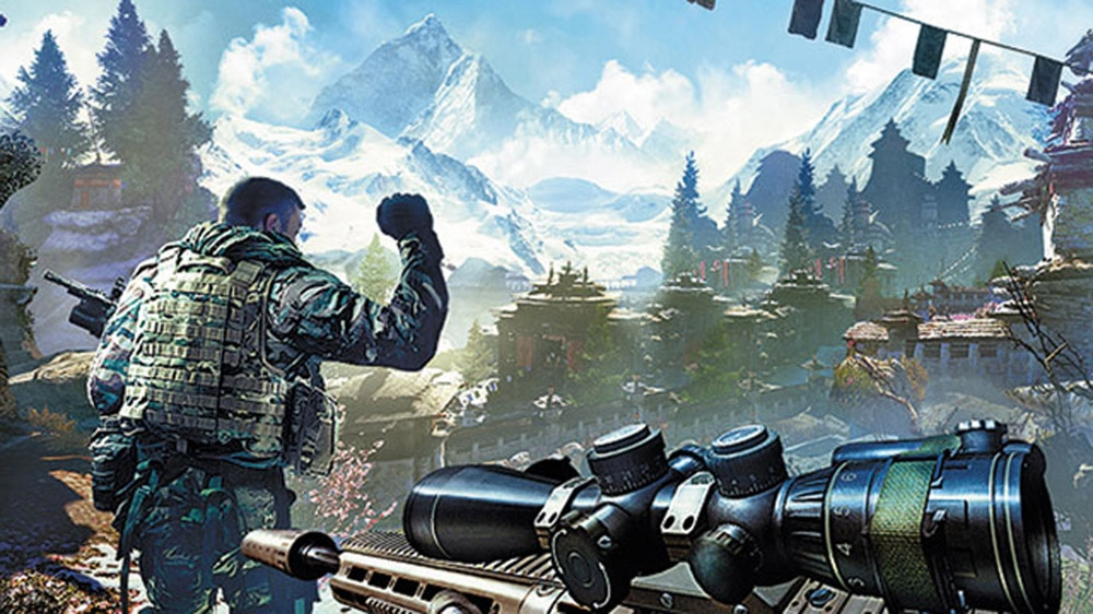 Immagine da Sniper Ghost Warrior 2