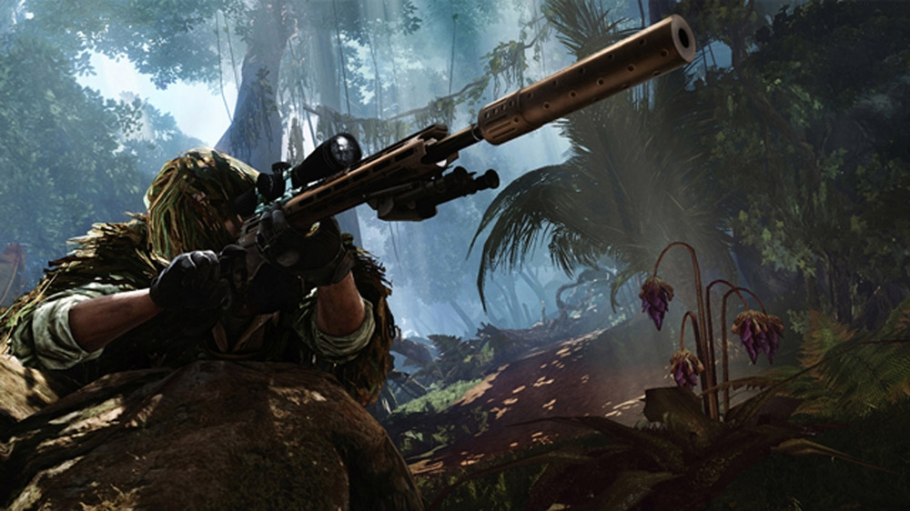 Image from Sniper Ghost Warrior 2