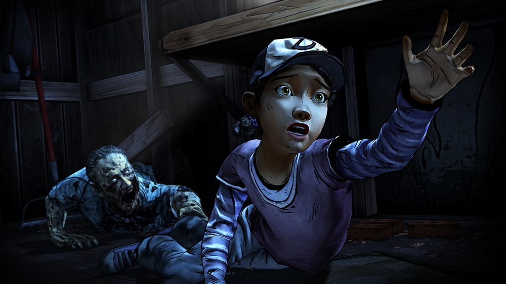 Image from The Walking Dead: Season 2