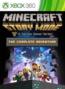 Minecraft: Story Mode - Complete