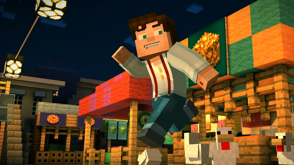 Image from Minecraft: Story Mode - Complete