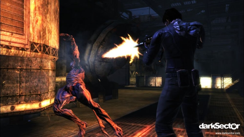 Image from Dark Sector