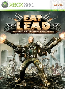 Eat Lead: The Return of Matt Hazard - Tema