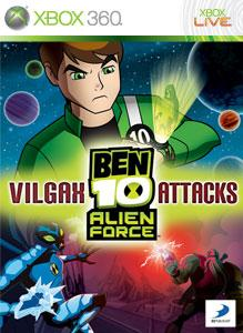 BEN 10: VILGAX ATTACKS