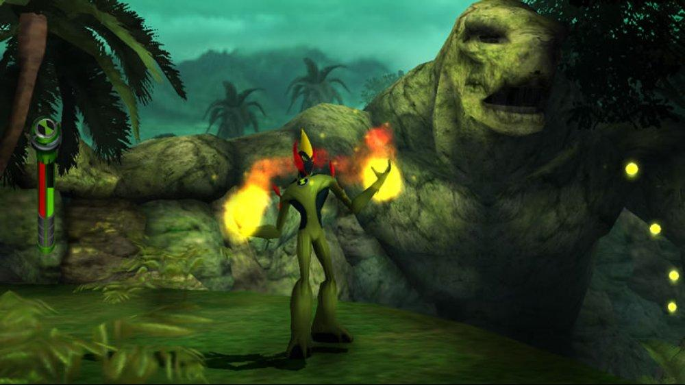 Image from BEN 10: VILGAX ATTACKS