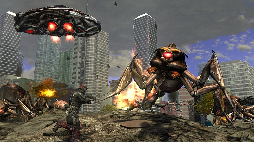 Imagem de Earth Defense Force: IA