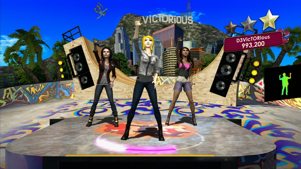 Image from Victorious: Time to Shine