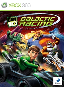 Ben 10 Galactic Racing