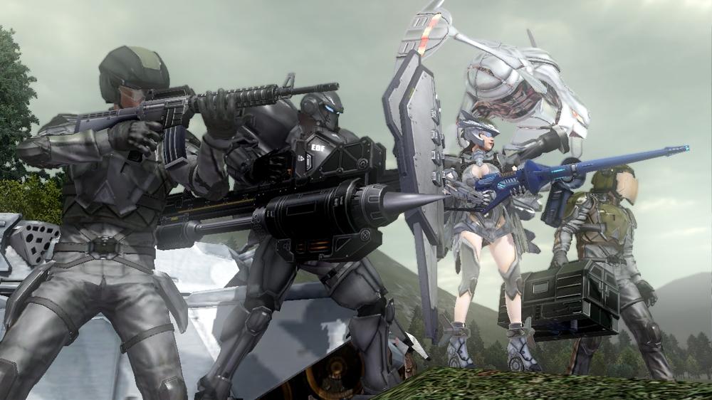 地球防衛軍4 のイメージ