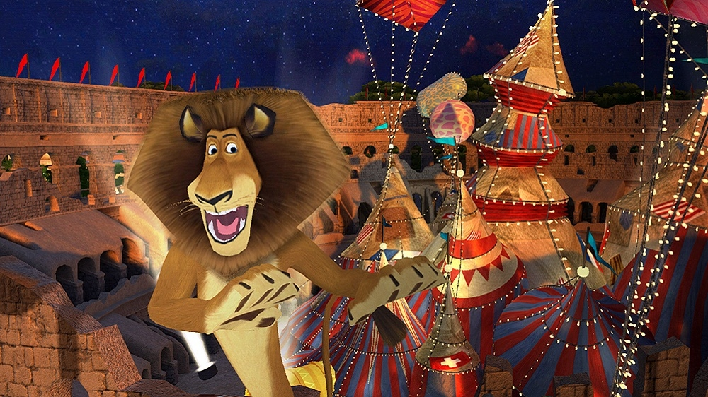 Snmek ze hry Madagascar 3: Europe&#39;s Most Wanted