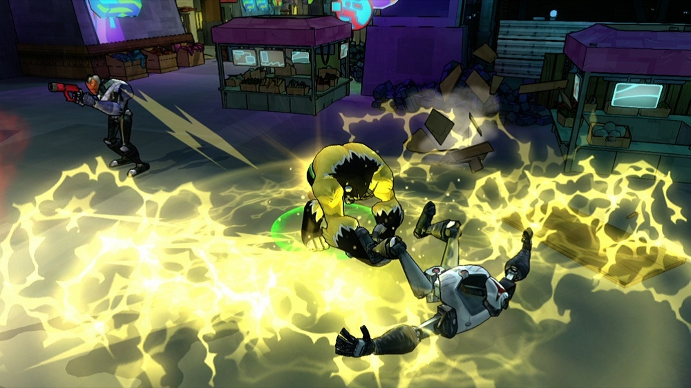 Image from Ben 10 Omniverse
