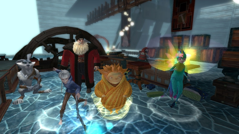 Imagenes Rise Of The Guardians XBOX 360