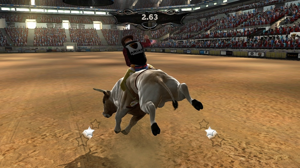 Imagenes Top Hand Rodeo Tour XBOX 360 Kinect
