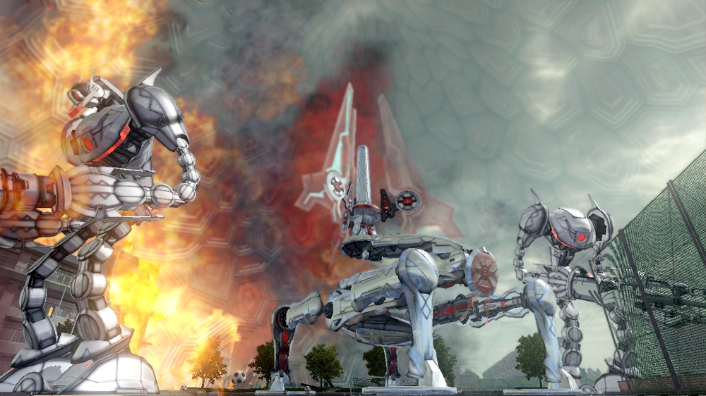 Image de Earth Defense Force 2025