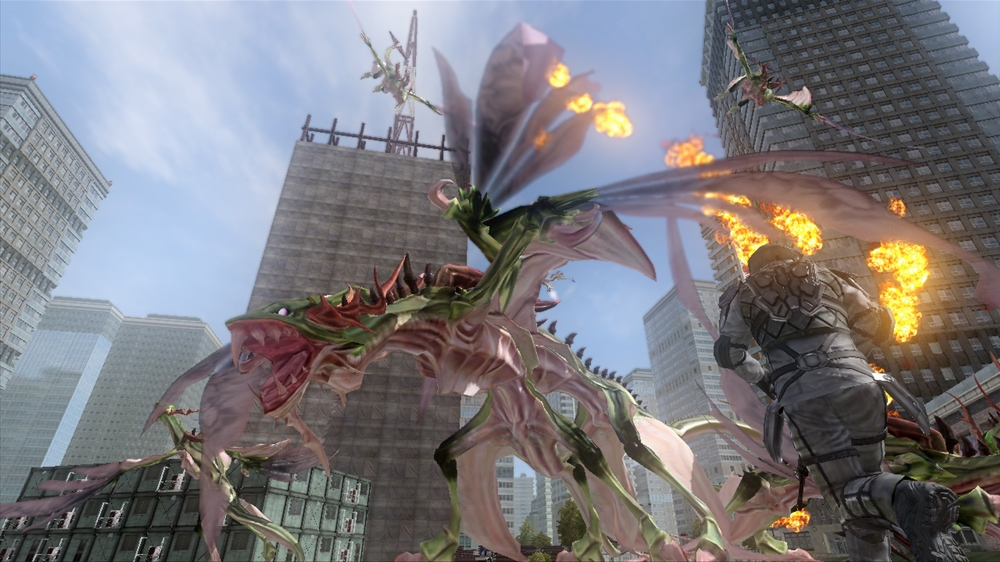 Billede fra Earth Defense Force 2025