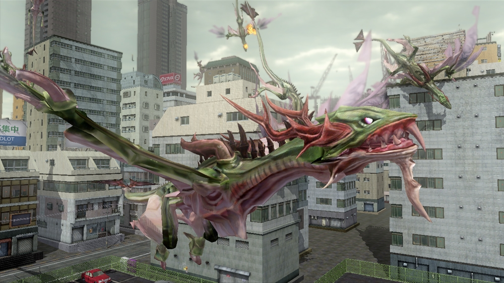 Obraz z Earth Defense Force 2025
