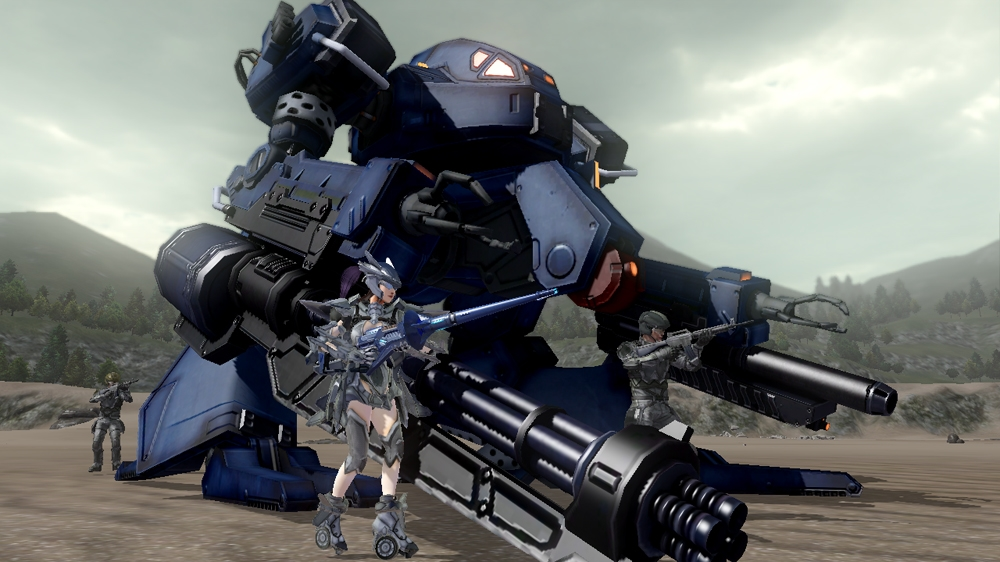 Imagen de Earth Defense Force 2025