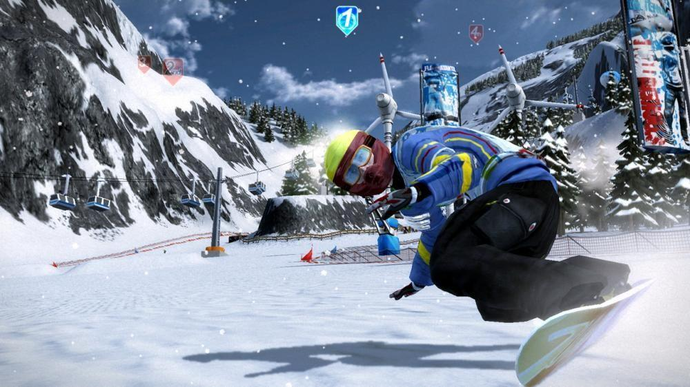 Image from Winter Sports 2011 - Demo