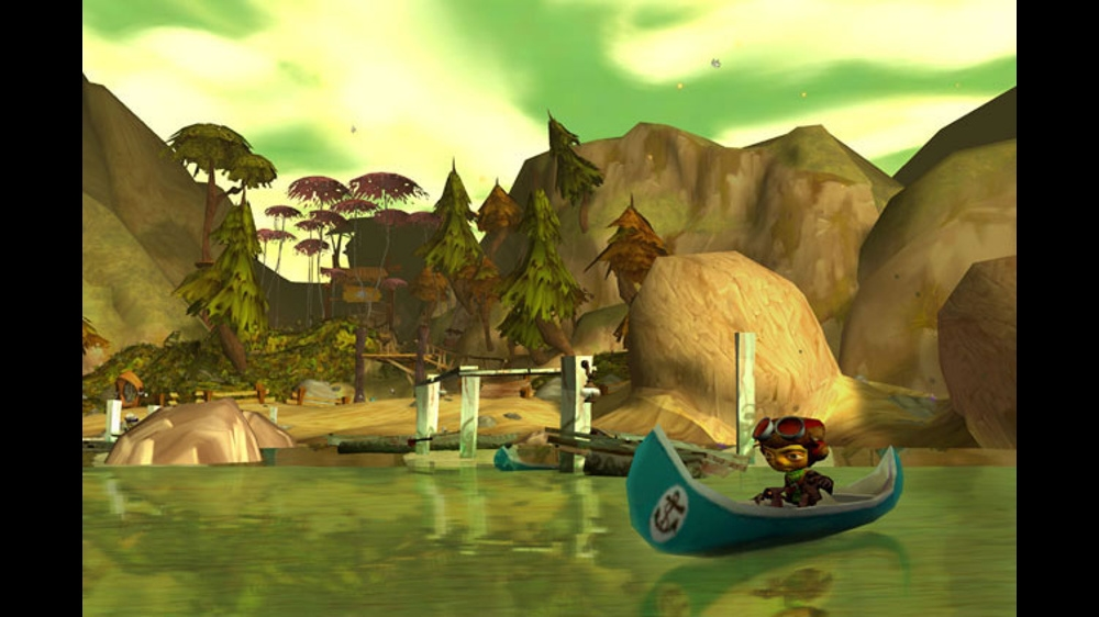Image from Psychonauts