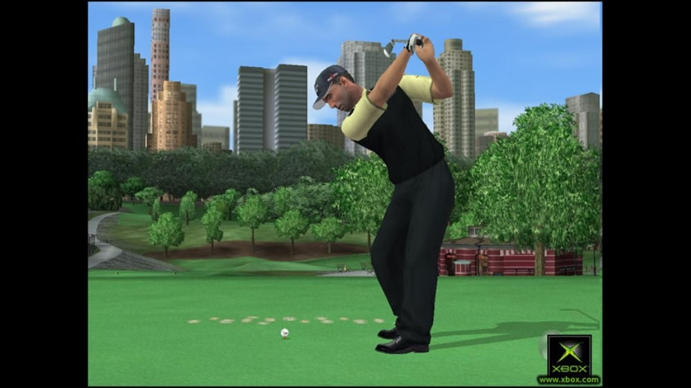 Image from Tiger Woods PGA TOUR06