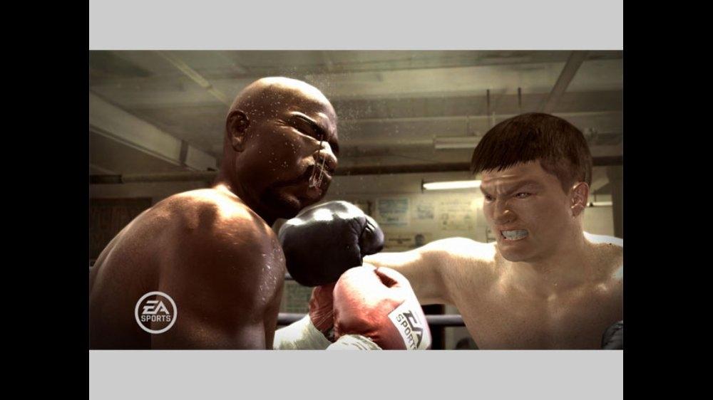 Imagem de Fight Night Round 3