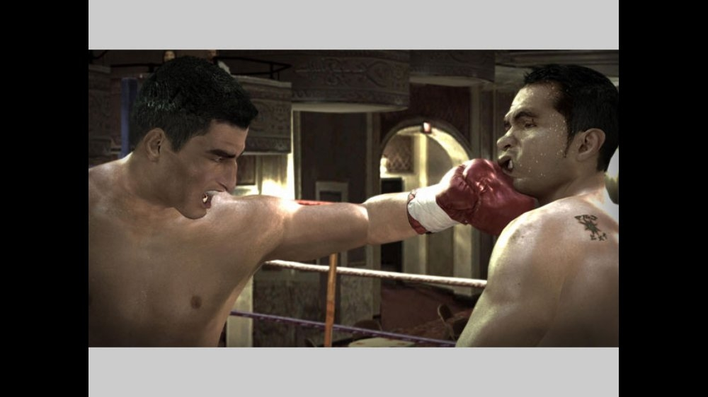 Image from Fight Night Round 3
