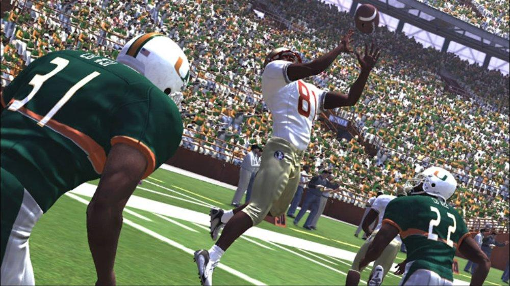 Image from NCAA® Football 07