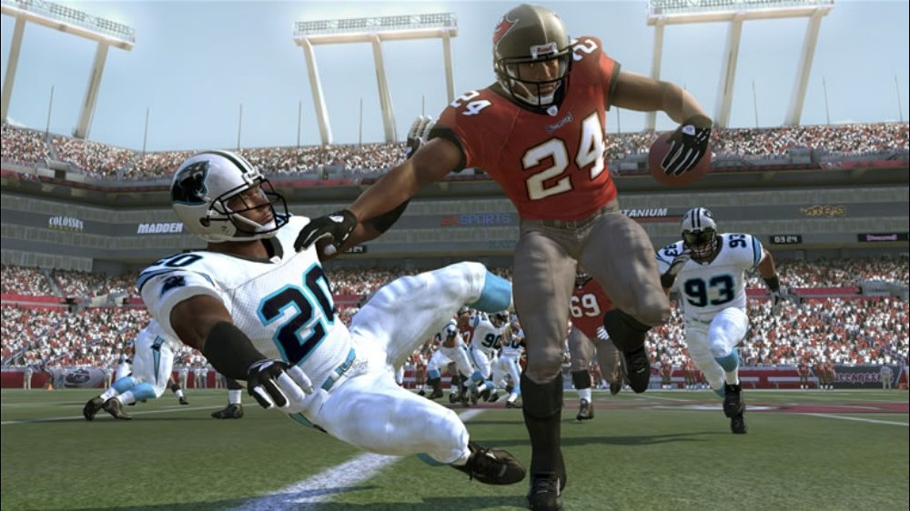 Image from Madden NFL 07