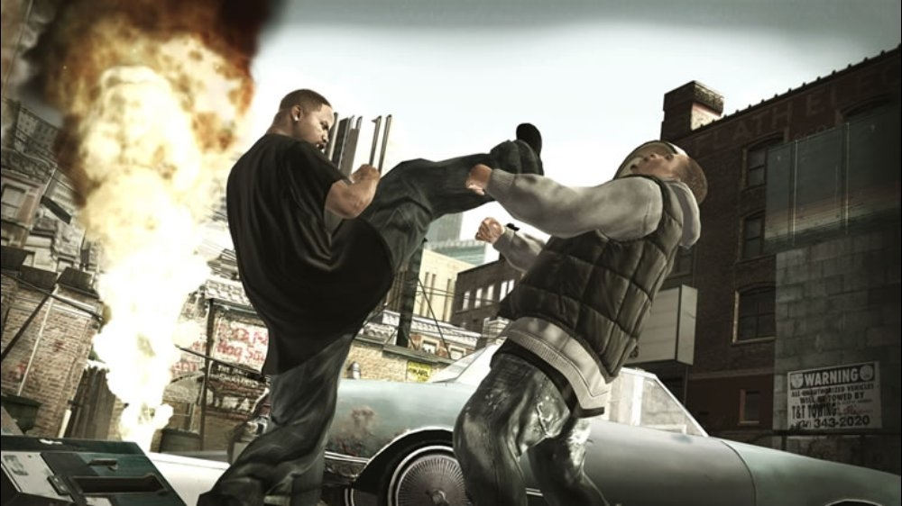 Image from DEF JAM: ICON™