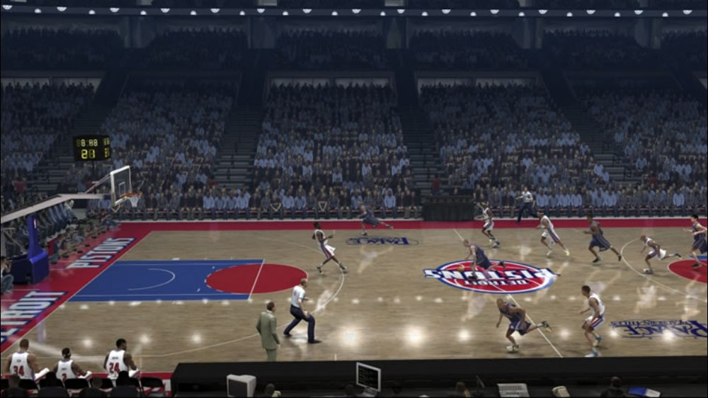 Image from NBA LIVE 07