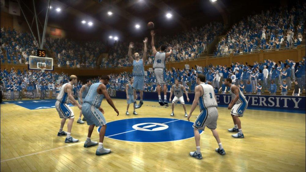 Image from NCAA® March Madness®07