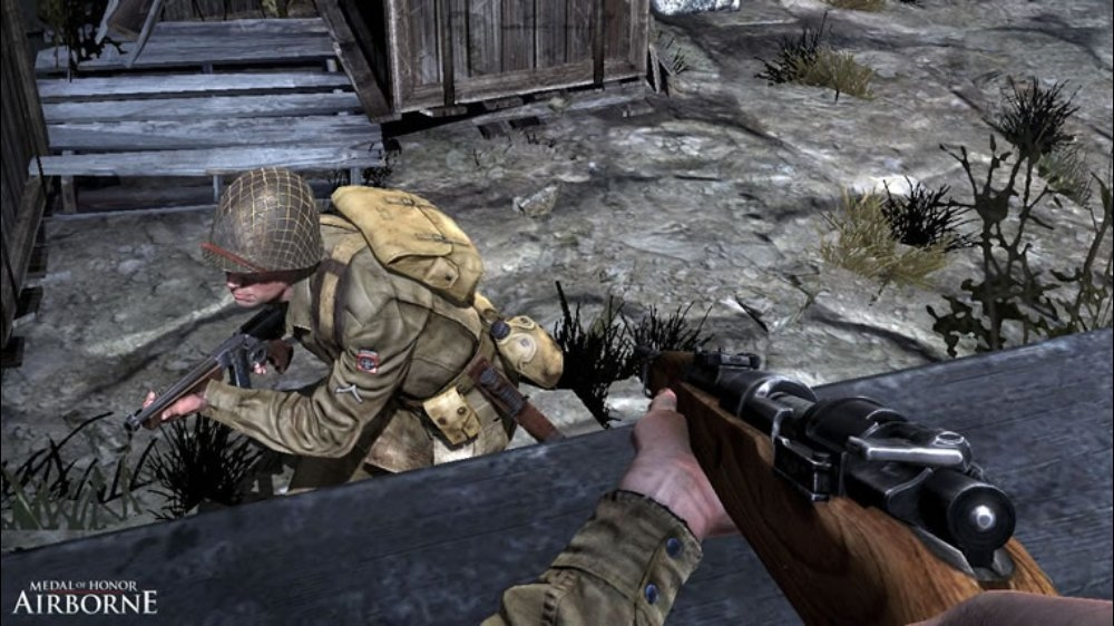 Image from  Medal of Honor Airborne