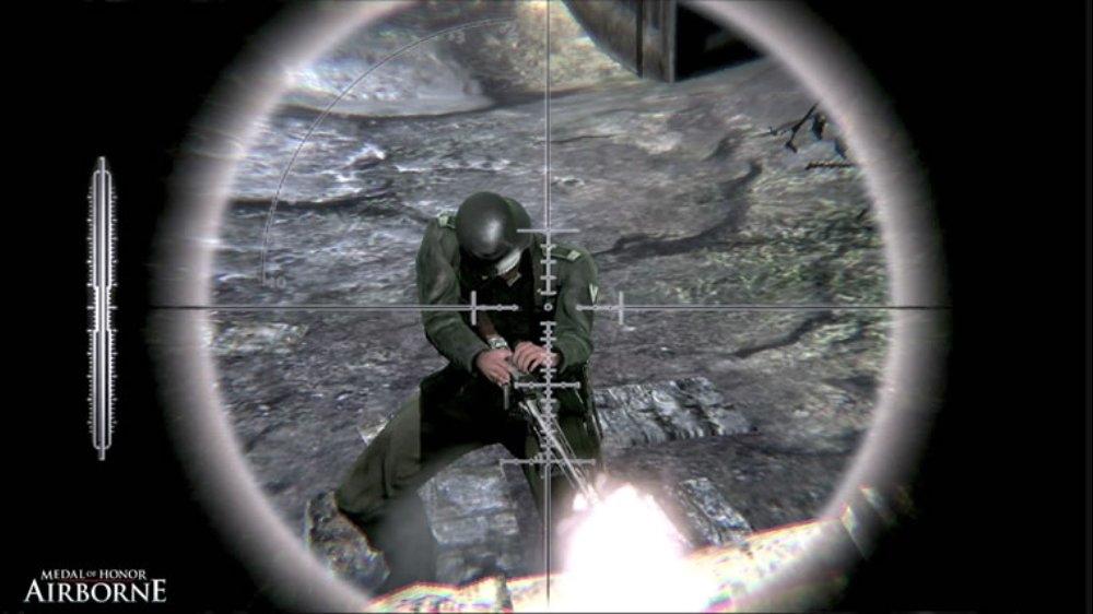 Изображение из  Medal of Honor Airborne