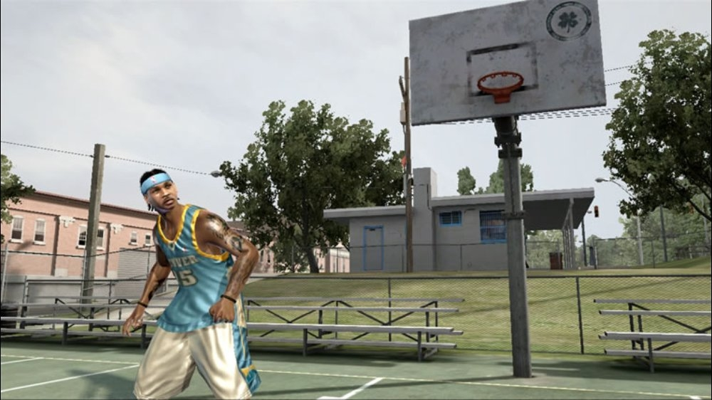 Image from NBA STREET Homecourt