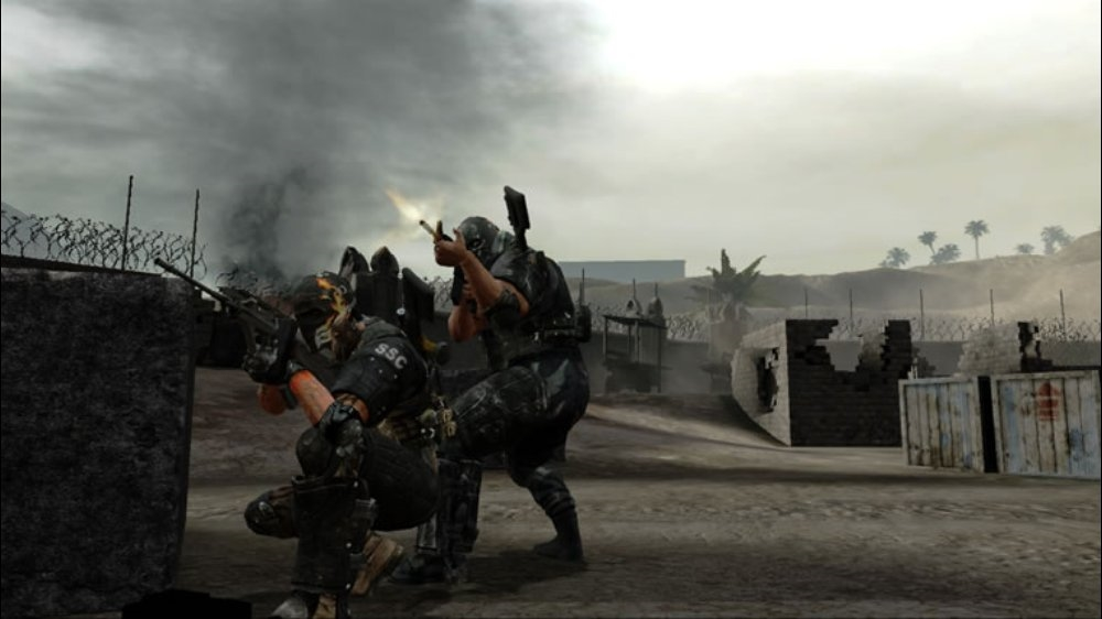 Image from Army of Two