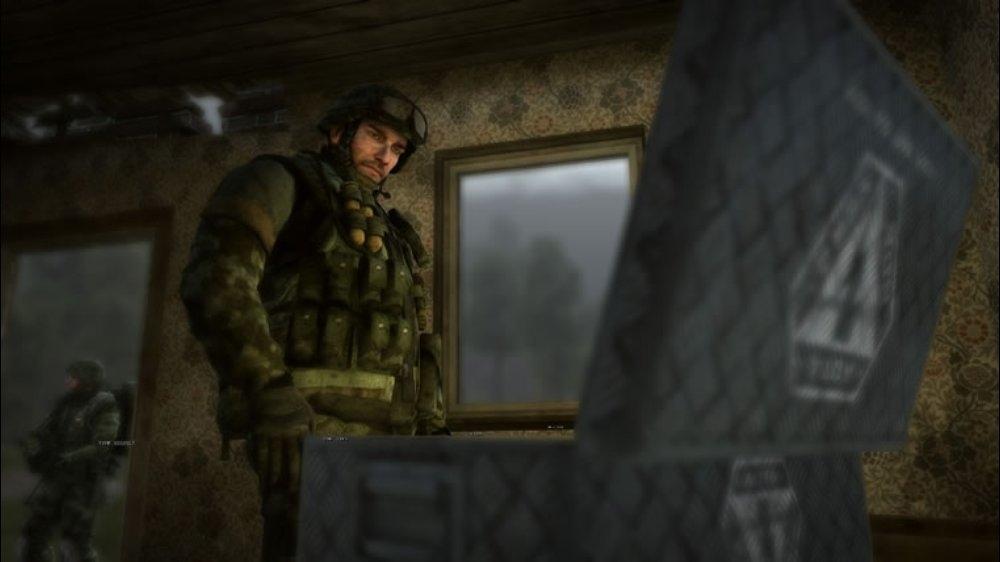 Snímek ze hry Battlefield: Bad Co.