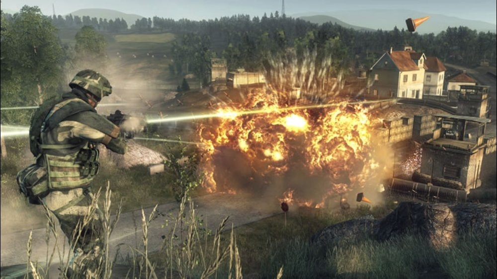 Image from Battlefield: Bad Company