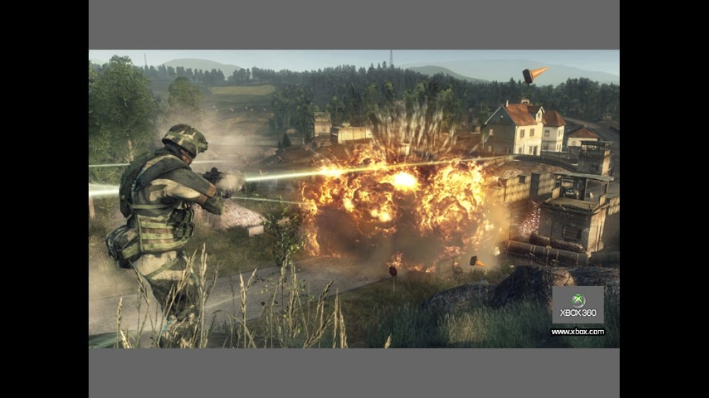 Battlefield: Bad Company のイメージ