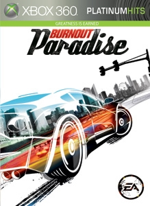 Burnout Paradise Cars Art Theme