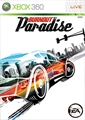 Burnout Paradise Verpakking Artwork Thema