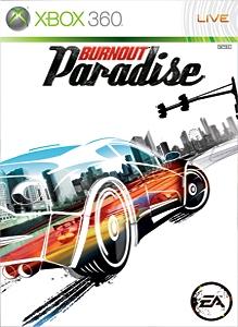 Burnout Paradise Thème de couverture