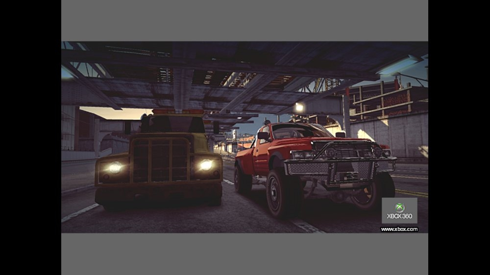 Image from Burnout Paradise