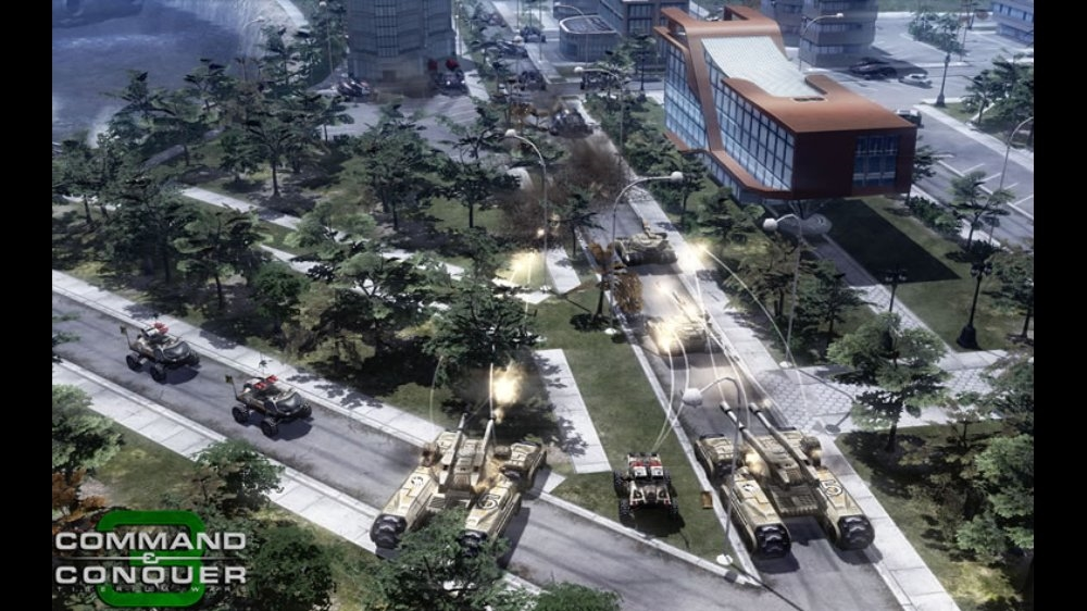 Immagine da Command and Conquer 3