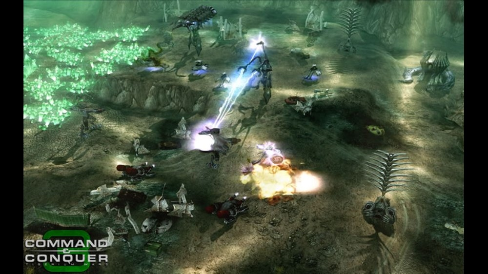 Kuva pelistä Command and Conquer 3