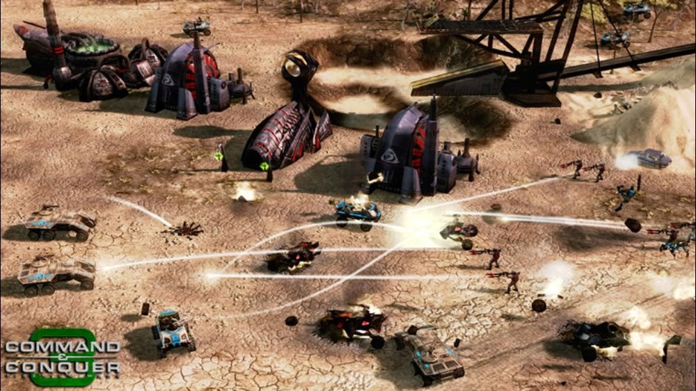 Crack скачать для игры Command & Conquer Tiberium Alliances crack