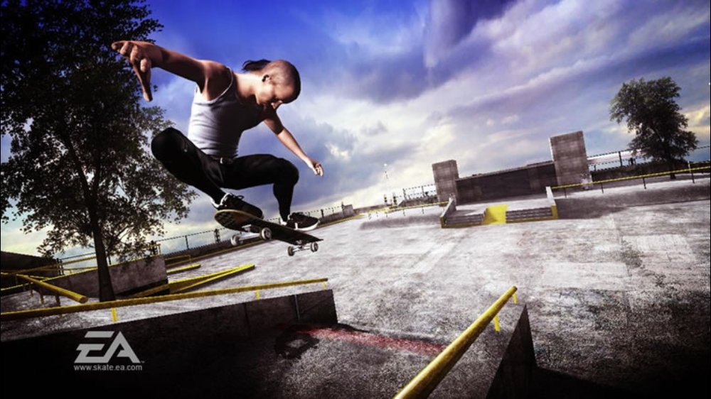Image from skate.