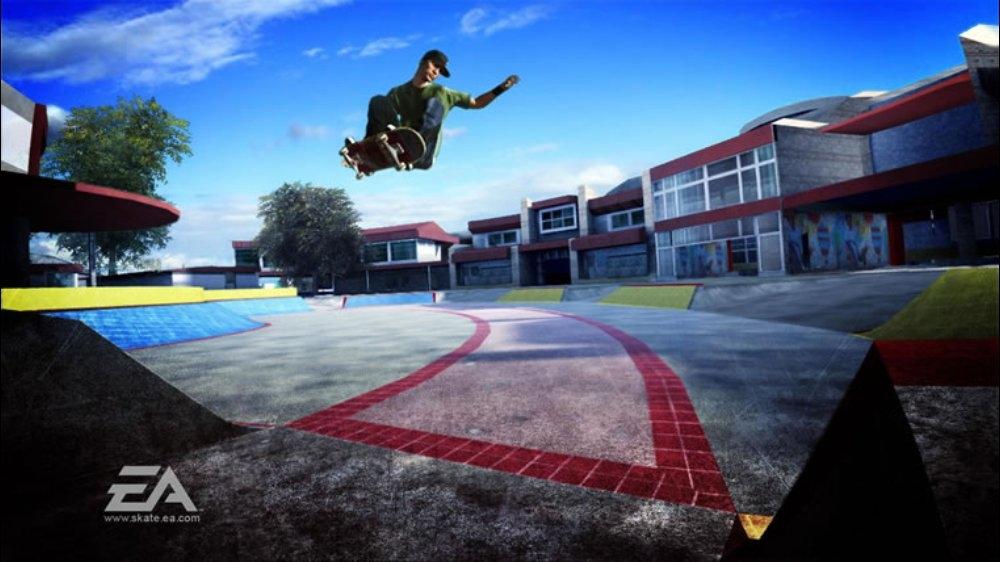 Imagem de skate.